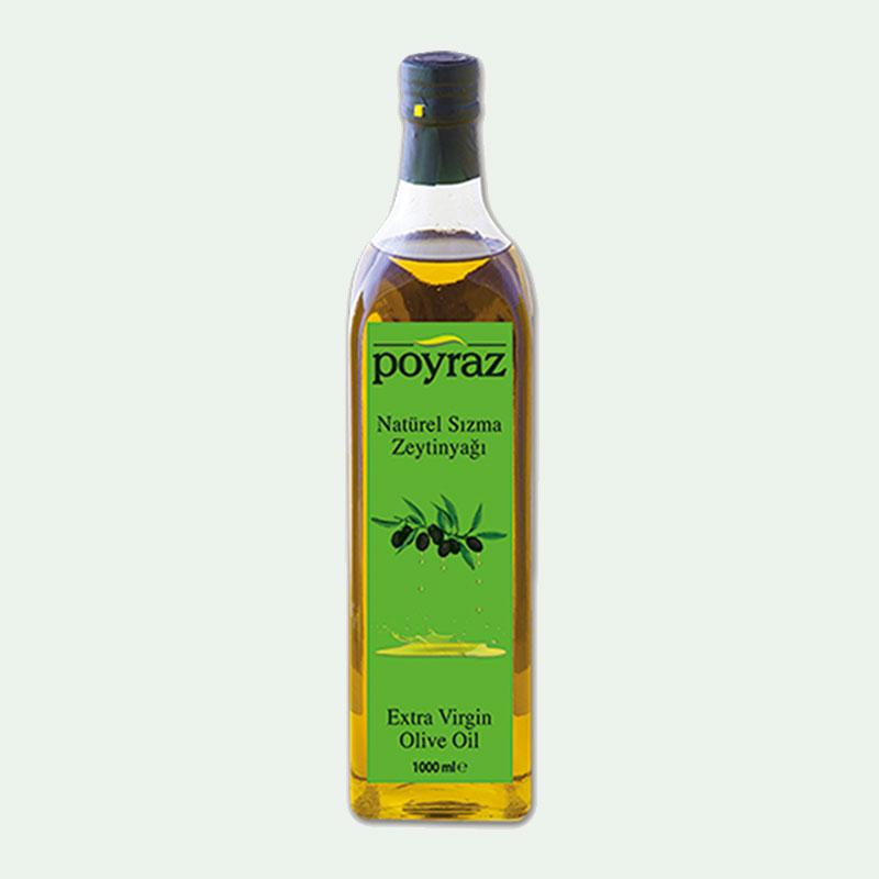 Poyraz Zeytinyağı 1 LT